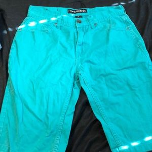 Other - Blue/green shorts